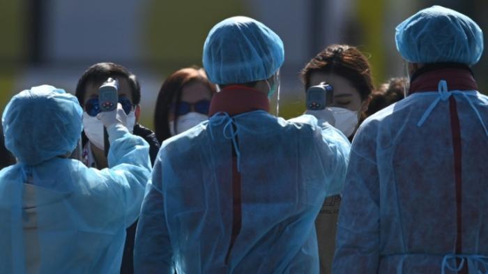 Coronavirus:   150 nouveaux décès enregistrés en Chine