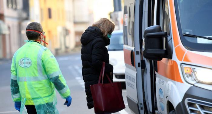 Cuarta víctima mortal del coronavirus en Italia