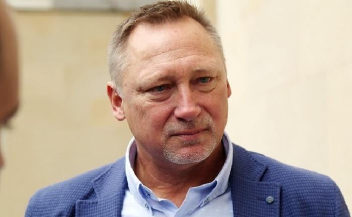 Jefe del Estado otorgó una condecoración a Igor Ponomaryov