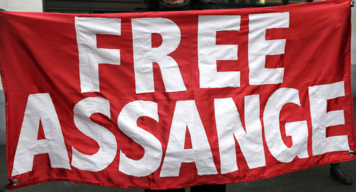 El equipo de Assange se mantiene optimista ante su juicio de extradición a EEUU