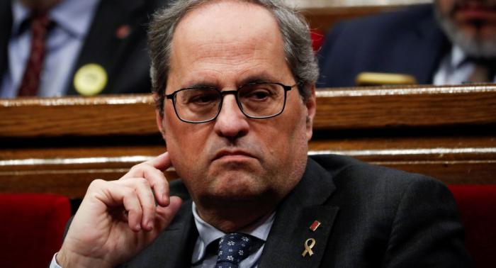 Quim Torra encabezará el diálogo con España pero no asistirá a todas las reuniones