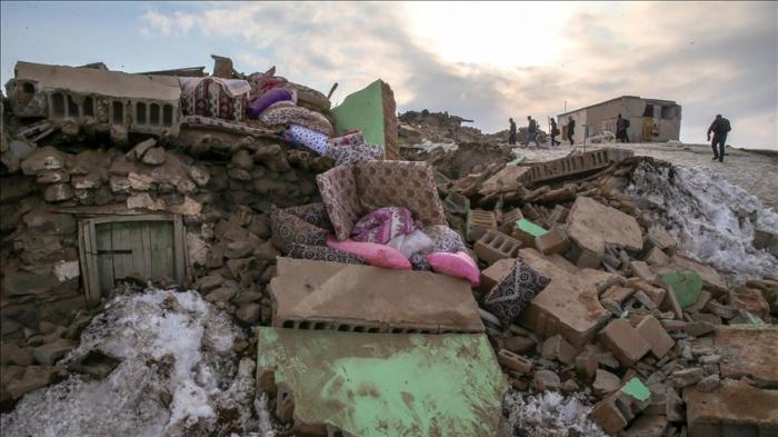 Le bilan des séismes survenus en Iran fait état de 104 blessés