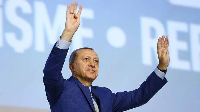 Turkey's Erdogan to visit Azerbaijan today