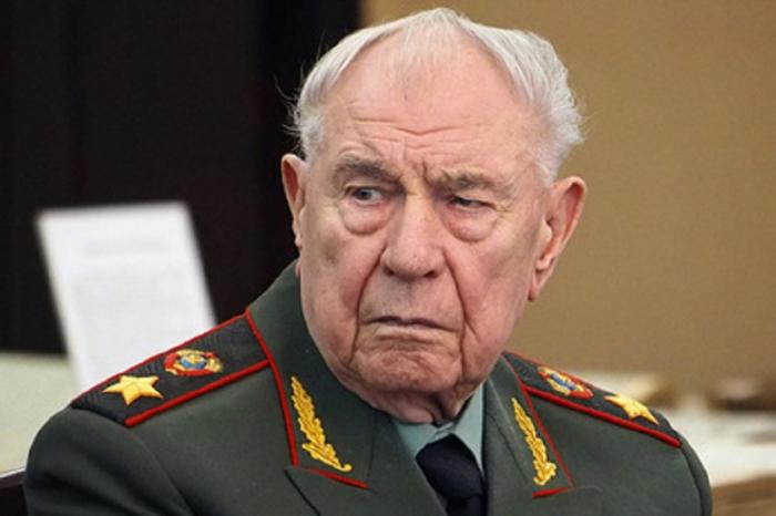 El autor de la tragedia del 20 de enero:  El último MariscalDimitri Yazov falleció