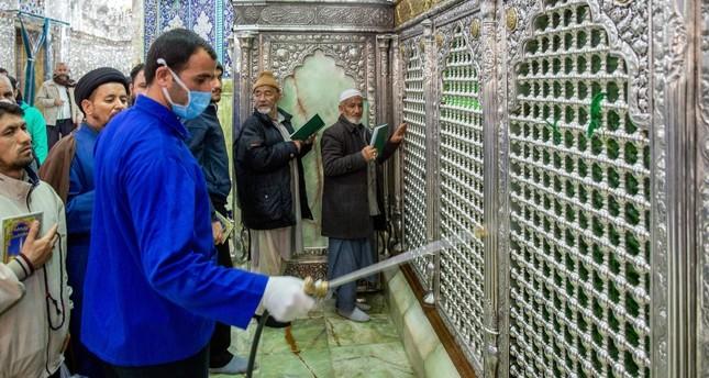 Iran confirms 34 new coronavirus cases as death toll hits 15