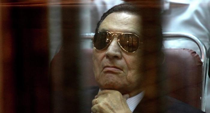 Muere el expresidente de Egipto Hosni Mubarak