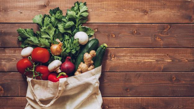Why the vegan diet is not always   green