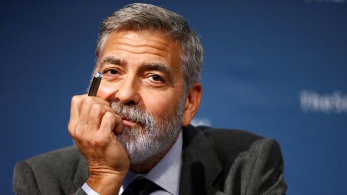 George Clooney quiere comprar un equipo de fútbol de España