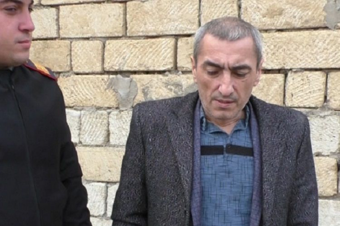 """Cinayətkar """"Əmioğlu"""" saxlanıldı - Dəhşətli qətlin üstü açıldı"""