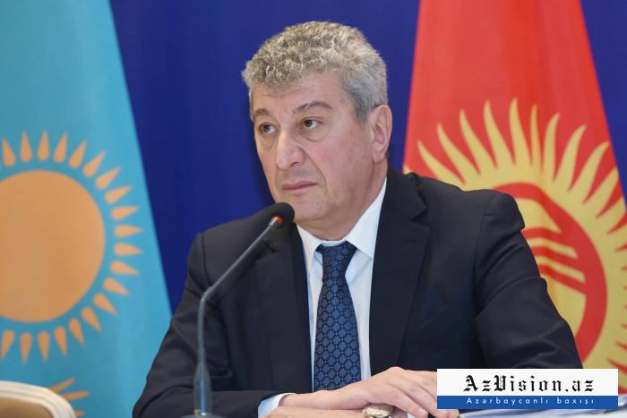 Viceministro    azerbaiyano    de Asuntos Exteriores realiza visita de trabajo a Ginebra