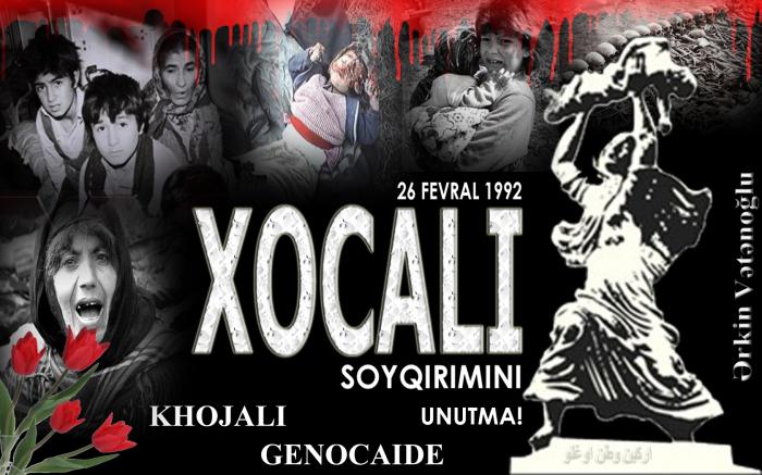 Aserbaidschan erinnert an den Völkermord vonChodschali