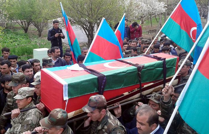 Aserbaidschan gibt Anzahl der Soldaten bekannt, die während des Waffenstillstands getötet und verwundet wurden