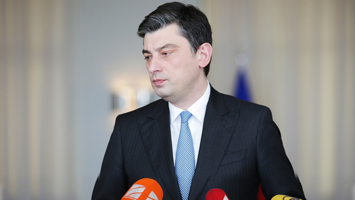 Georgia needs EU support to strengthen transport and communications, saysPM