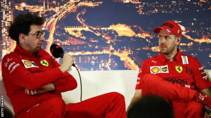 Ferrari will start season behind Mercedes