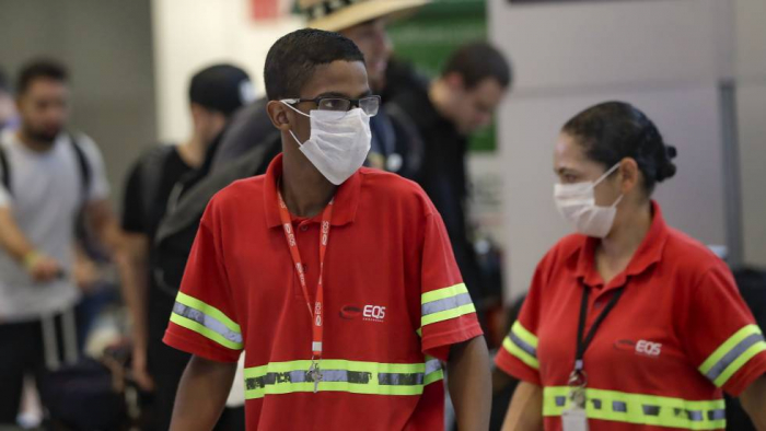 El coronavirus llega a América Latina tras confirmarse el caso de un brasileño que visitó el norte de Italia