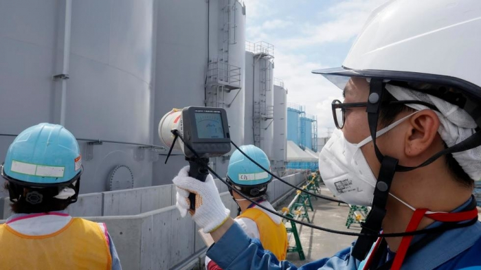 IAEA backs sea release of contaminated Fukushima water