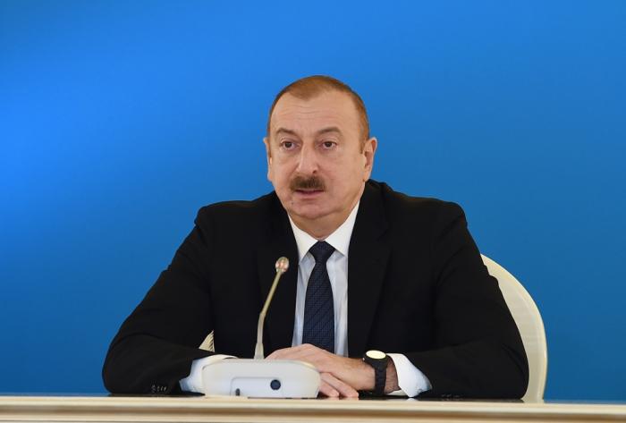 Prezidentin nazirlərin VI toplantısındakı çıxışı - TAM MƏTN