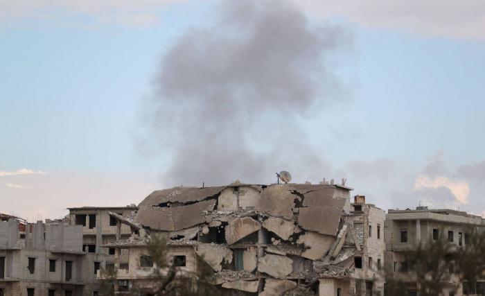 Turquía:  Decenas de soldados turcos mueren en un bombardeo en la provincia siria de Idlib