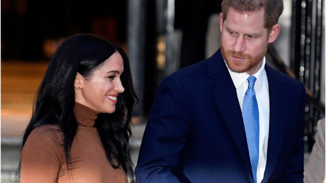 Canada to stop paying Harry and Meghan