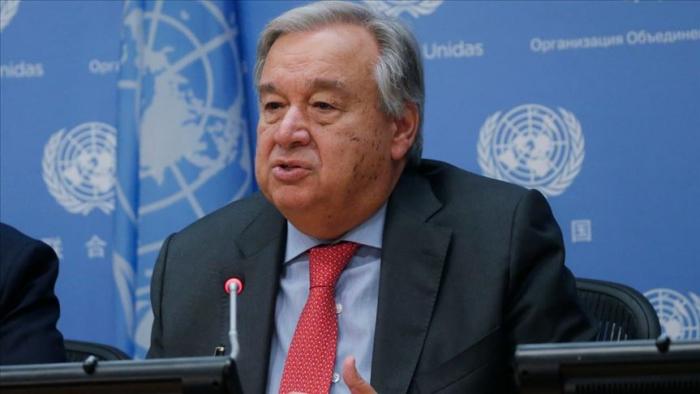 Jefe de la ONU reitera llamado para un cese al fuego en Idlib, Siria