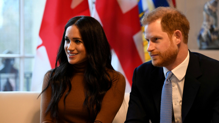 Canadá se niega a pagar por la seguridad de Meghan Markle y Enrique