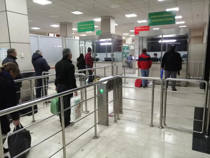 No se imponen restricciones en los puestos de control fronterizos-Servicio Nacional de Fronteras de Azerbaiyán
