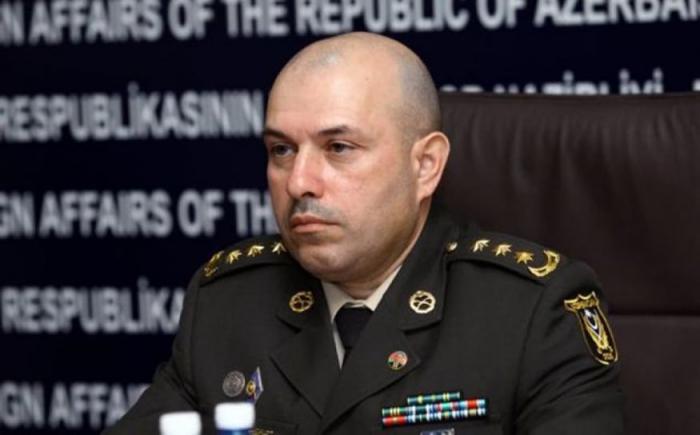 """""""Se suministrarán armas modernas y equipo militar a nuestro país"""" -   Vagif Dargahli"""