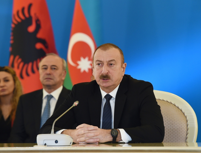 President Ilham Aliyev attends Ministerial Meeting of Southern Gas Corridor Advisory Council