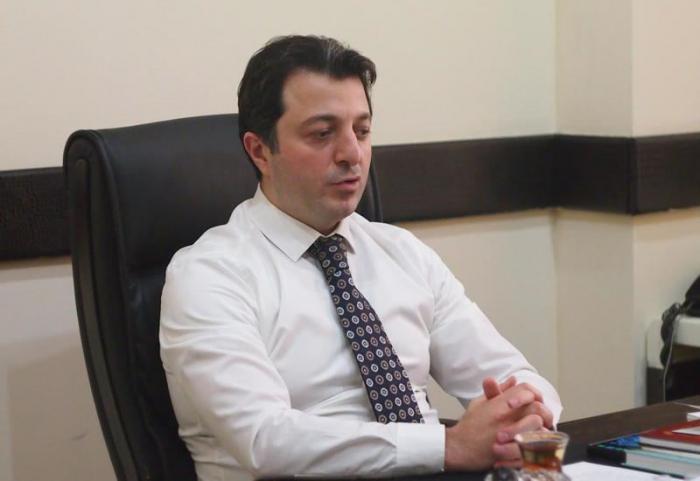 Azerbaijani MP from Khankandi says he also represents city's Armenian community