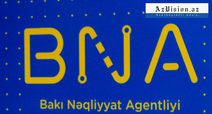 BNA 7 marşrut üzrə müsabiqə şərtlərini açıqladı