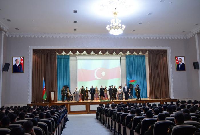 Azərbaycan Ordusunda silsilə tədbirlər keçirilib