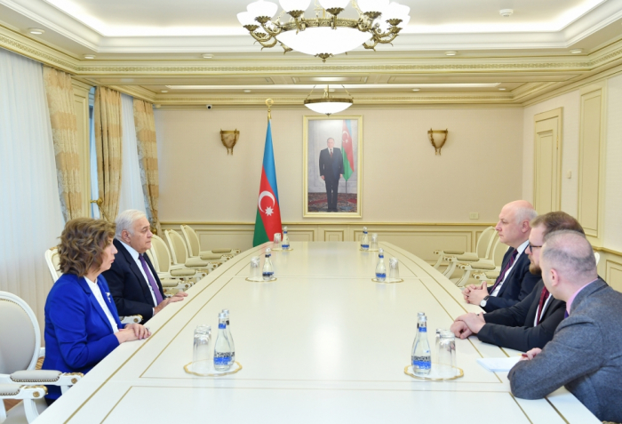 Tsereteli: OSCE PA is keen to develop relations with Azerbaijan