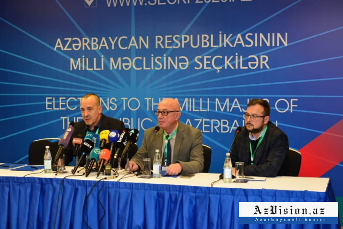 Israeli observer calls Azerbaijan's parliamentary elections 'open and transparent'