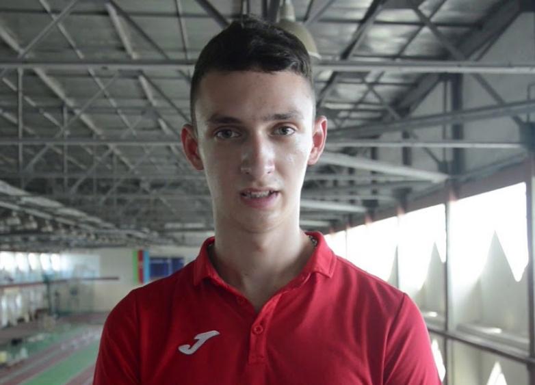 Azerbaijani triple jumper wins silver at Balkan Indoor U20 Championships