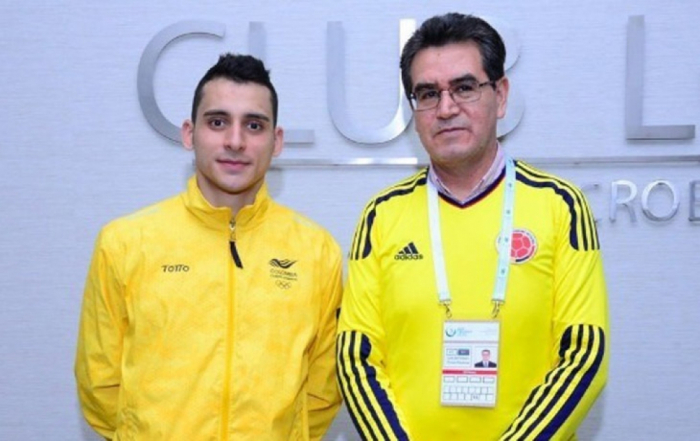 Colombian ambassador hails Azerbaijani government`s attention to sport