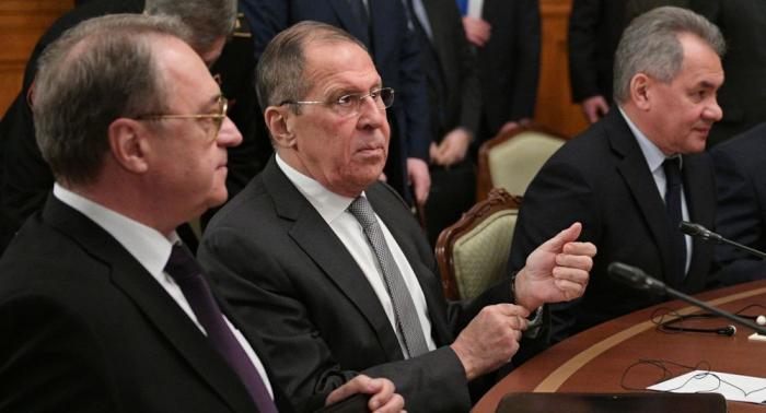"""بحث الوضع في ليبيا وسوريا خلال المحادثات الروسية الإيطالية بصيغة """"2+2"""""""