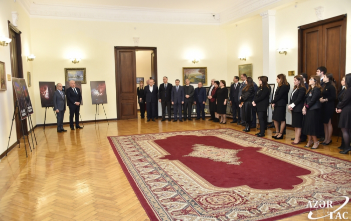 Azerbaijan's Constitutional Court hosts event to commemorate 28th anniversary of Khojaly Genocide