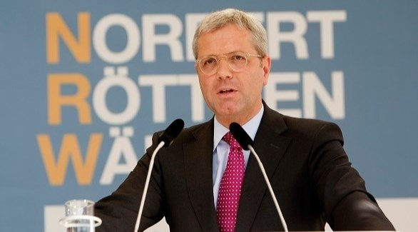 رئيس لجنة الشؤون الخارجية في البرلمان الألماني ينوي الترشح لرئاسة حزب ميركل