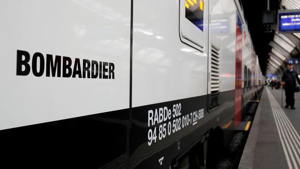 Alstom rachète la branche ferroviaire du canadien Bombardier