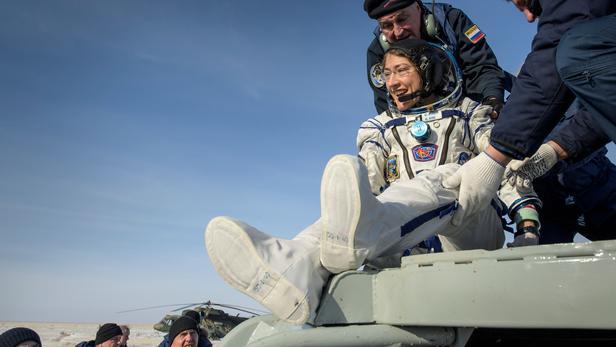 La Nasa recrute de nouveaux astronautes: candidatures à déposer en mars