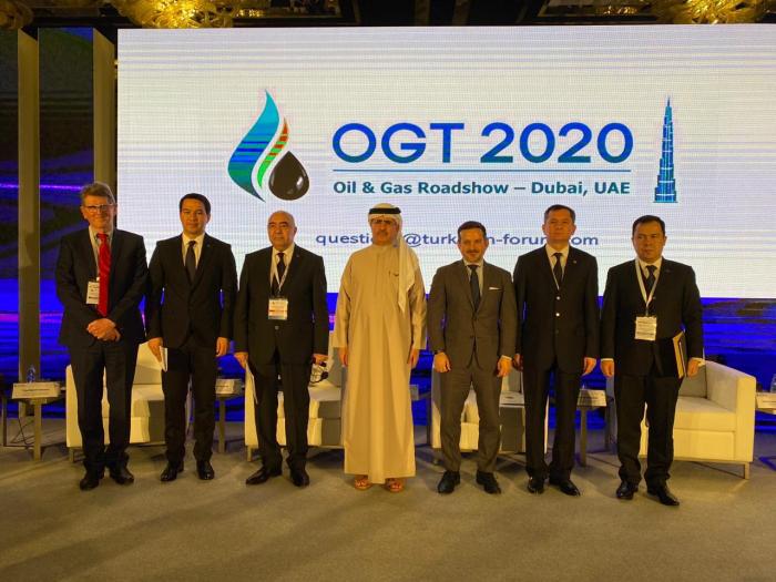 La SOCAR assiste à un événement international à Dubaï