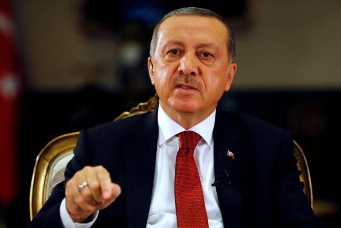 """Türkiyə Prezidenti: """"Kədərimiz iki qat artıb"""""""