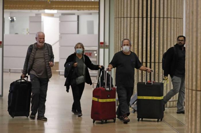Deuxième cas de coronavirus en Israël