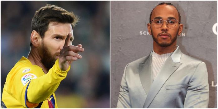 Laureus World Awards:   Lionel Messi et Lewis Hamilton élus ex aequo sportif de l'année