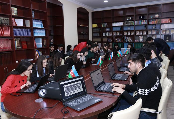 Diaspor könüllüləri xarici deputatlara müraciət ünvanladı