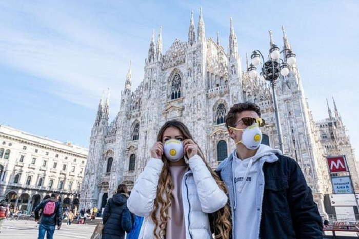 İtaliyada koronavirusa yoluxanların sayı 283-ə çatdı