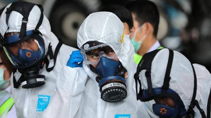 Cənubi Koreyada 350 nəfər koronavirusa yoluxub