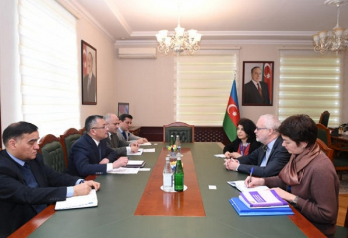 Head of OSCE Election Observation Mission visited State Committee