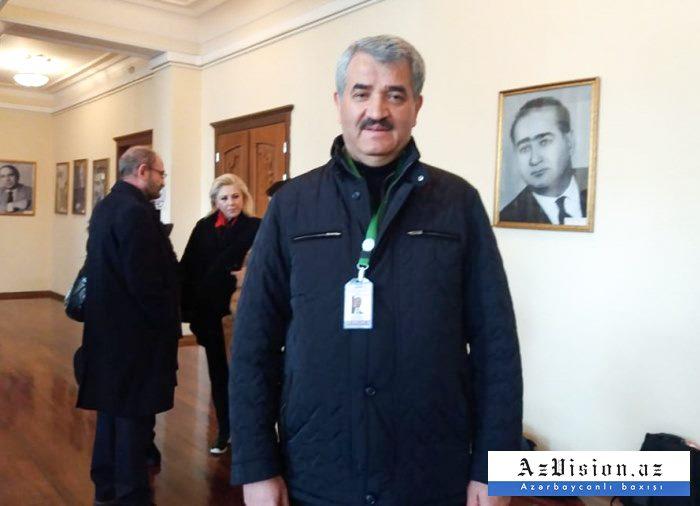"""Türkiyə YSK rəhbəri: """"Seçki mükəmməl keçirilir"""""""