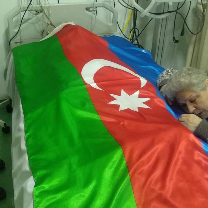 Qarabağ qazisi dünyasını dəyişdi